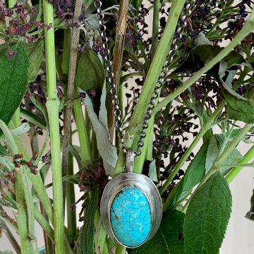 #8 Turquoise Necklace